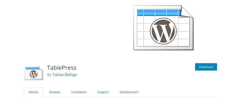 With this Data Visualization free WordPress plugin you can import data in the form of csv file, HTML, Excel and JSON