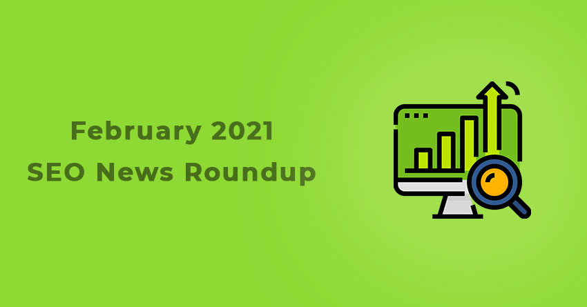 Seo News Roundup