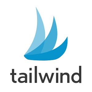 tailwind create app logo