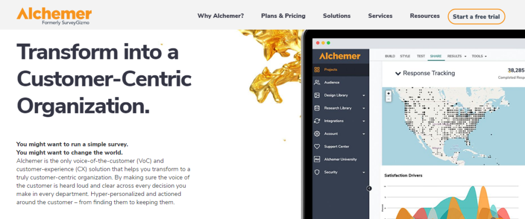 Alchemer- Survey Tool For Research