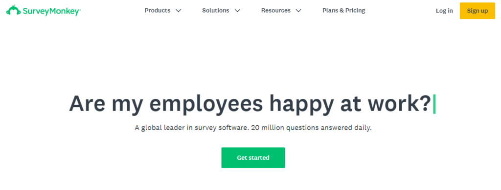 Survey Monkey Tool- Survey Tool For Research