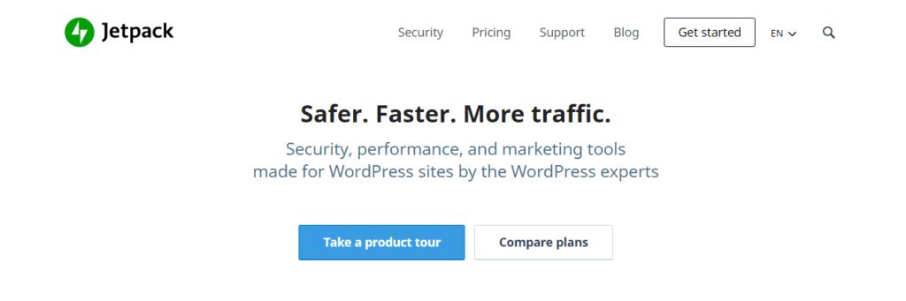 Jetpack- best wordpress form plugin