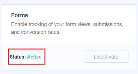 Google Analytics Track Form Submission