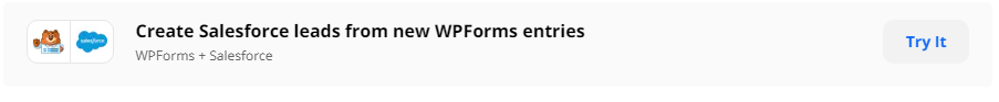 Connect Wpforms with CRM Tools