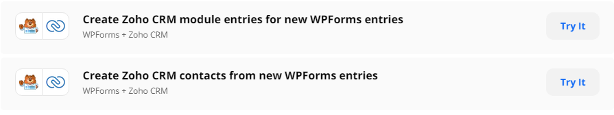 Integrate CRM Tools with WPForms