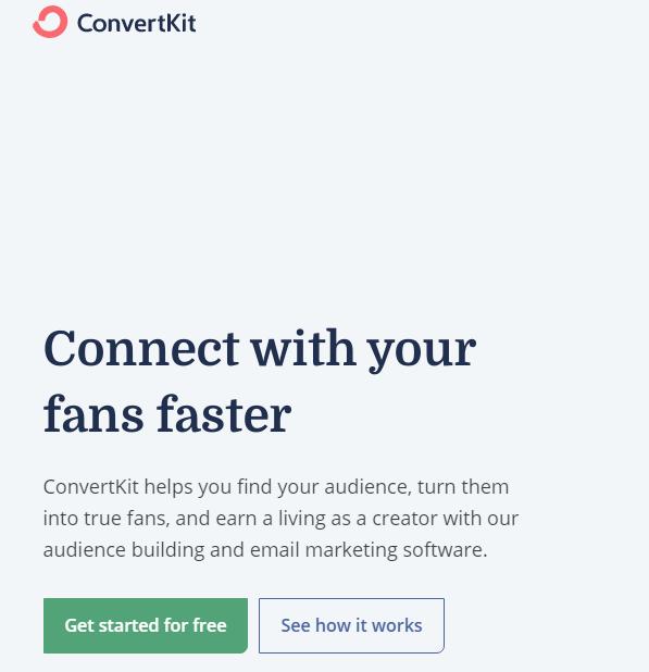 Convert Kit - Best Email Marketing Tool
