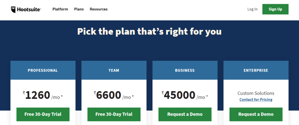 Use 30-day Free Trial Plan to Get Email Id's of Users