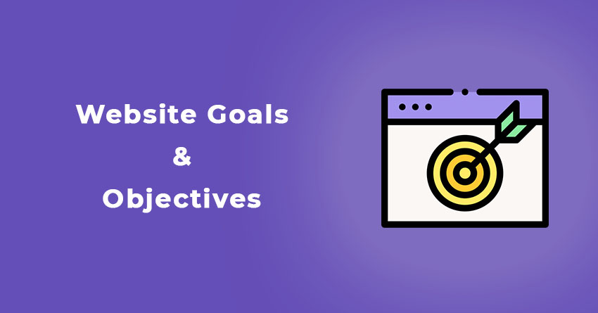 Website Goals and Objectives
