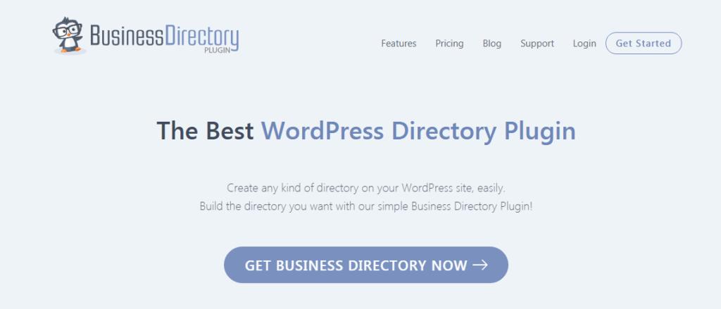 Best WordPress directory plugin for your website - Business Directory Plugin