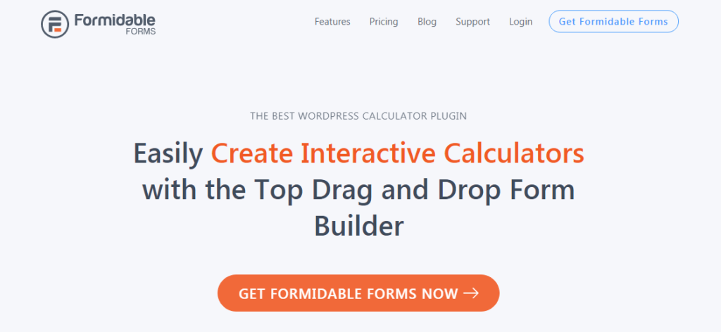 Formidable Forms- Best Directory Plugins for WordPress
