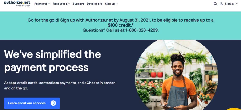 Popular WordPress Payment Gateways - Authorize.Net